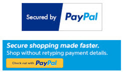 Secured transaction by Paypal